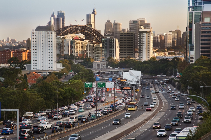 Driverless cars could be the answer to Sydney's congestion.