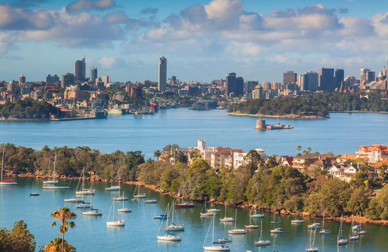 Affordability combined with an enviable lifestyle make Sydney the perfect luxury residential property market.