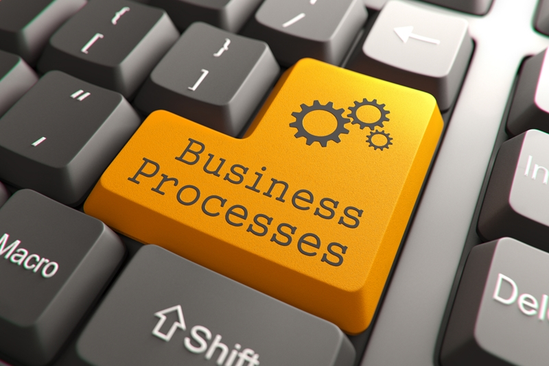 Whenever you have business processes, there will be bottlenecks.
