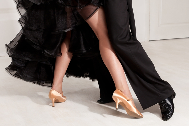 Don't forget to pack your dancing shoes.