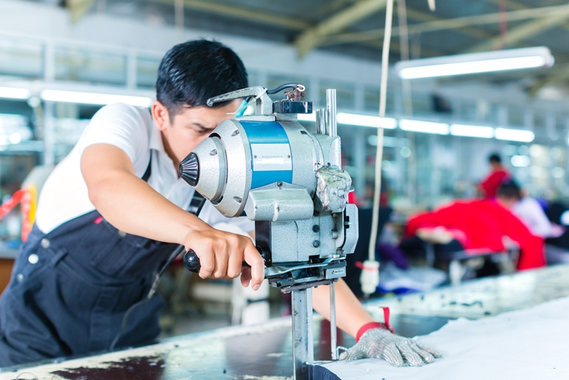 It's not just food and agriculture that are performing strongly - the wider manufacturing industry just recorded its six consecutive month of growth.