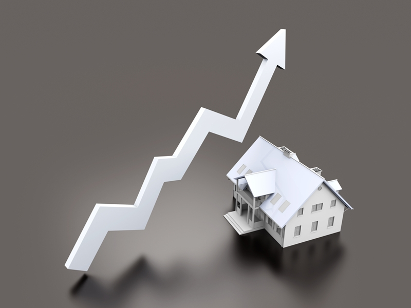 Market value can fluctuate, which in turn changes how much equity you might have in your home.