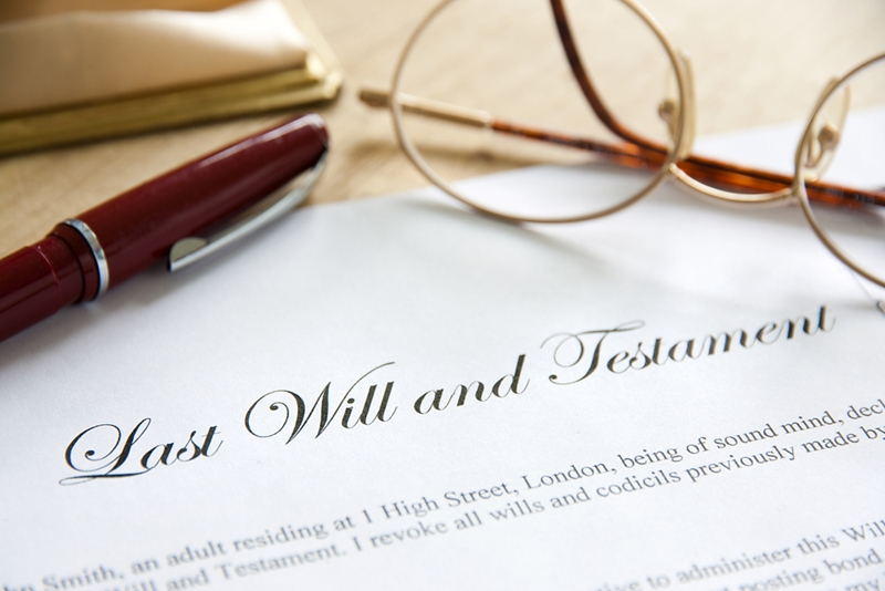 What does the role of executor involve?