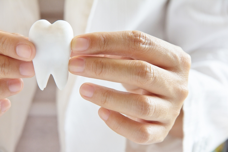 Fissure sealants are designed for molars (and premolars).