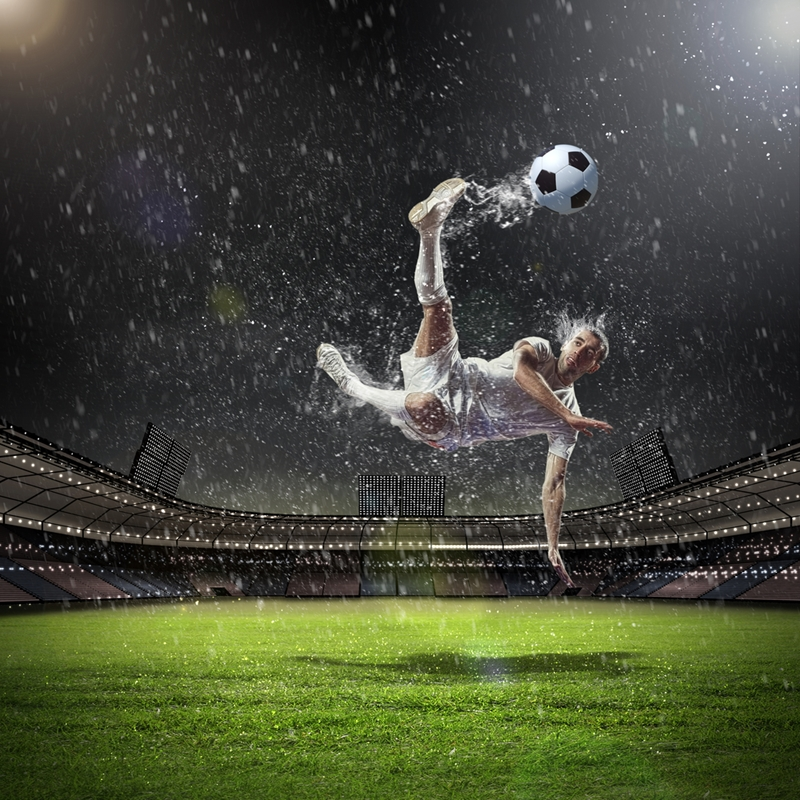 To score the winning goal, each pass beforehand must be perfect.