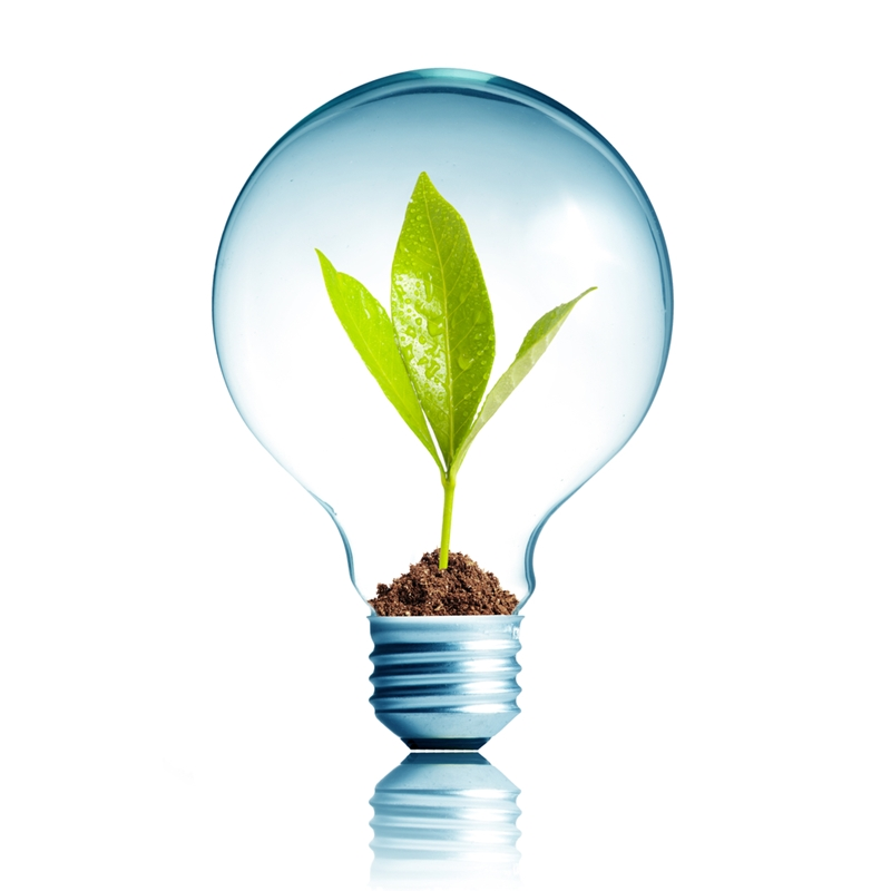 Green lighting solutions can help to reduce our industry's carbon footprint.