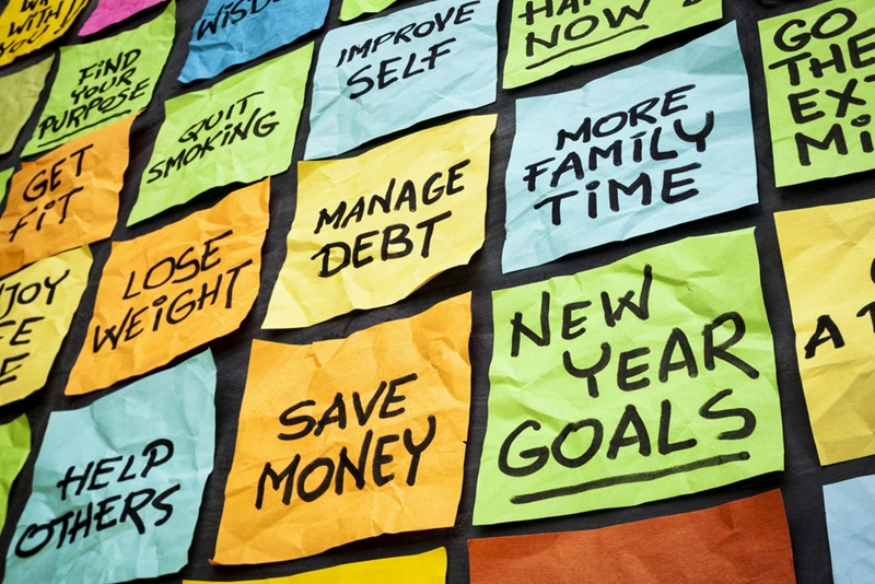 Achieving your financial goals is easier when you have someone to keep you accountable.