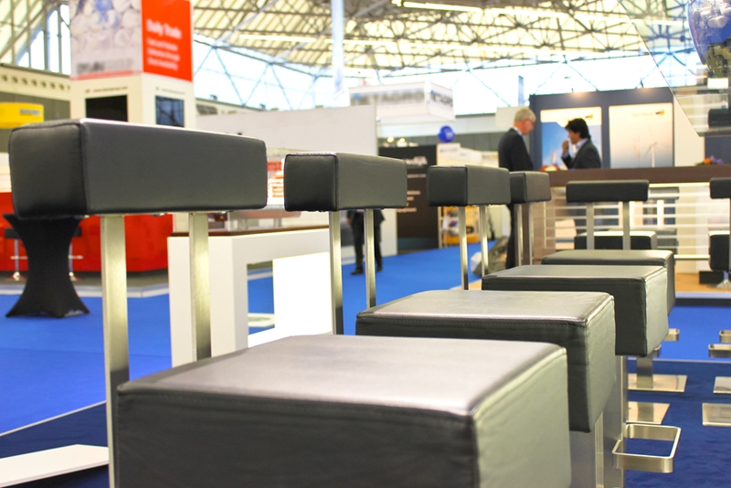 Before the exhibition hall fills with visitors, you should plan your strategic aims for the event.