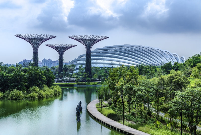 Singapore a must-see for young families.