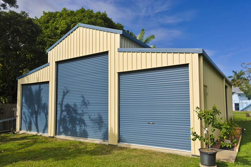 Shed Boss residential sheds can be custom designed to match the style of your home.