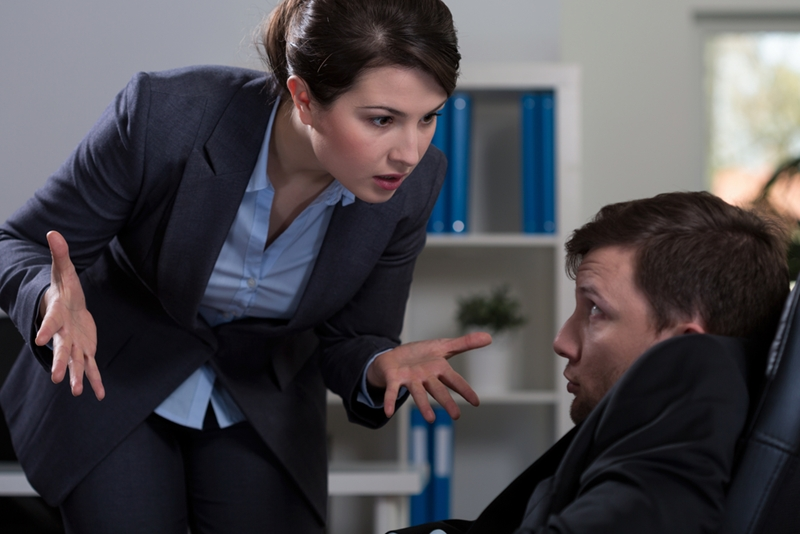 A manager who rules with an iron fist is unlikely to lead the company to success.