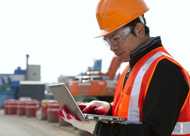 Using telematics technology, you can more easily monitor your machinery.