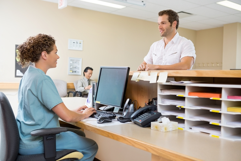 Interior design strategies for a better patient experience