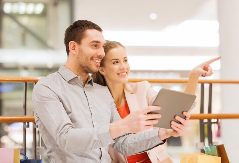 Mobile tech lets businesses reach out to more customers.