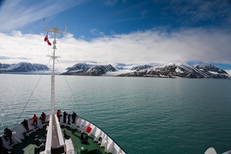 On a Spitsbergen cruise, you'll see myriad natural wonders and a near-untouched landscape.