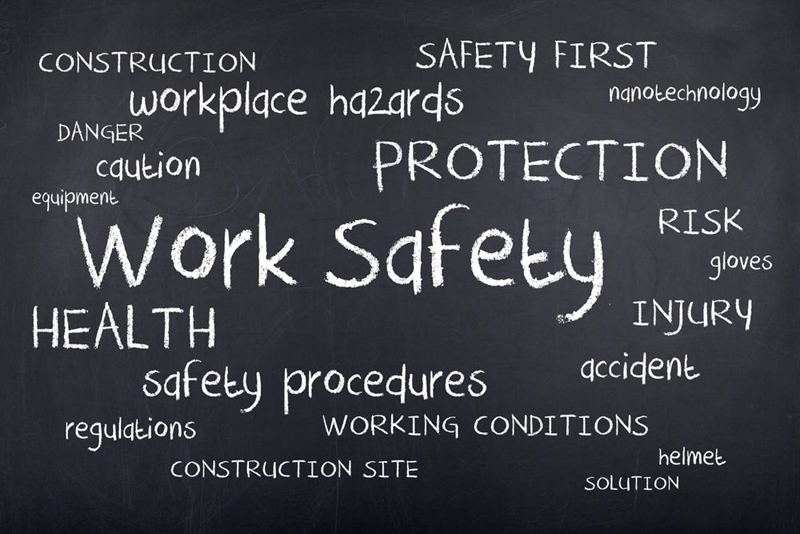 Health and safety policies are critical to a successful business environment.