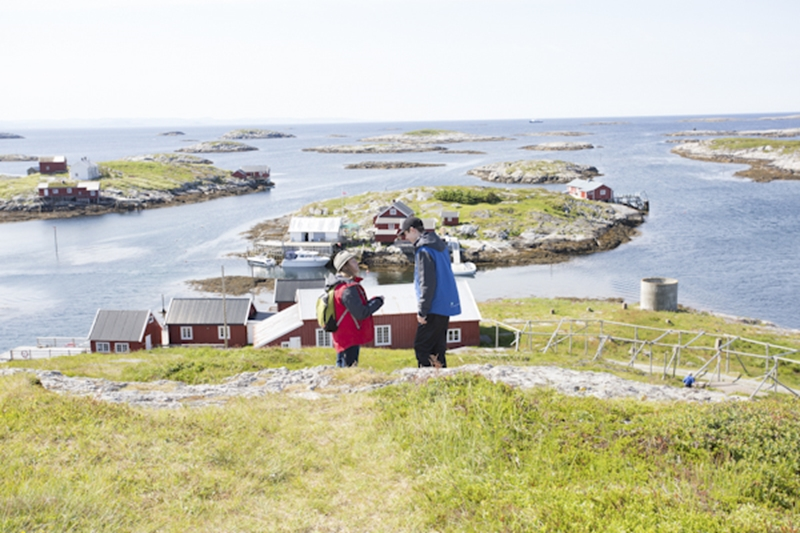 Jack investigates some Arctic history with historian Carol Knott