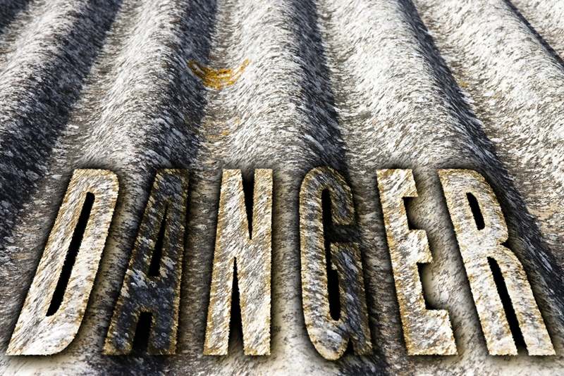 Today, the use of asbestos is banned in Australia - but its harmful effects remain.