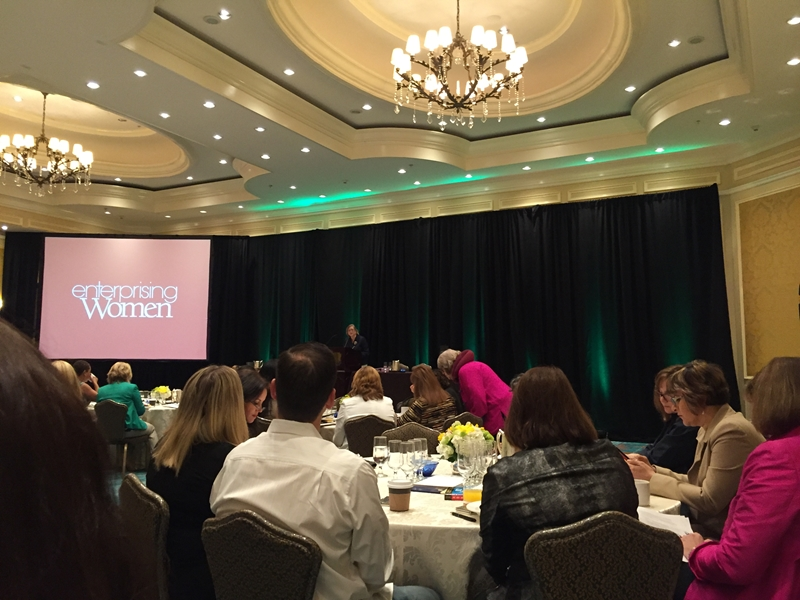 Empowering Women conference.