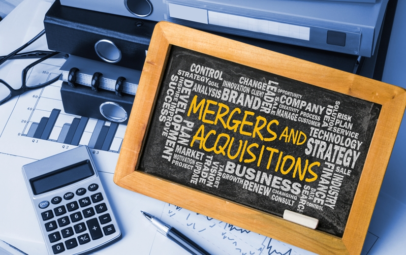 End-users will benefit from mergers and acquisitions.
