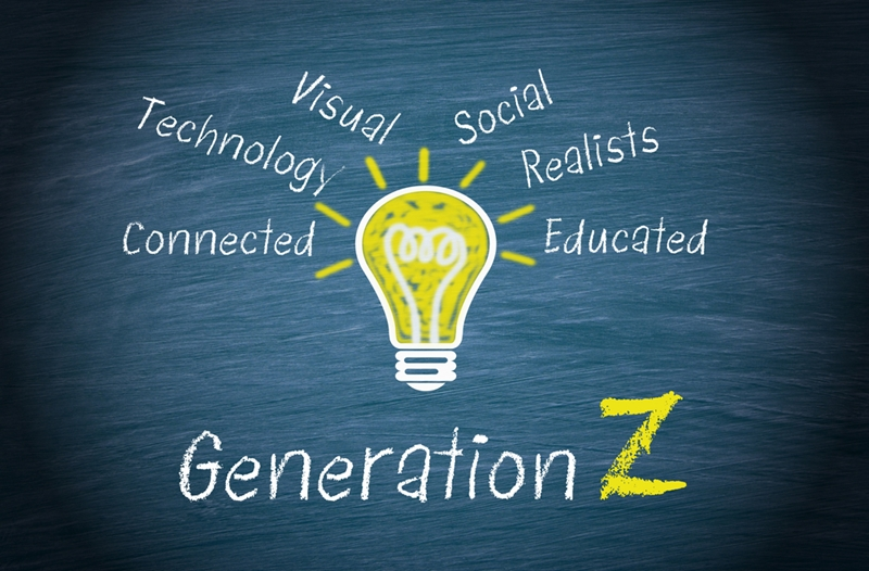 Generation Z are emerging as consumers with a focus on visual and digital communication and real, responsible action.