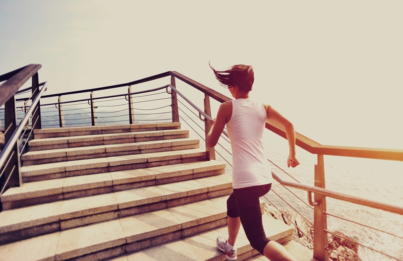 Make exercise a part of your life to improve productivity.