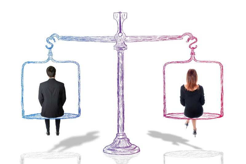 Gender diversity in finance.