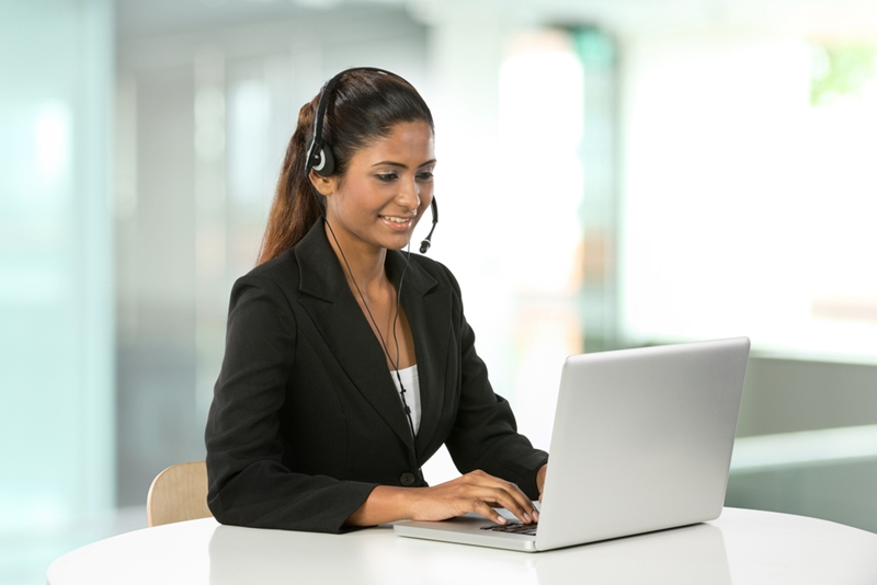 A good VoIP phone system can make customer service calls easy.