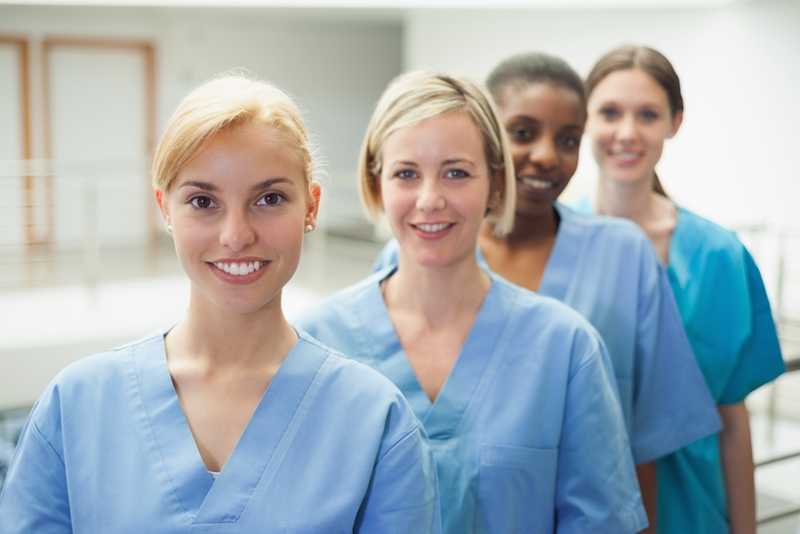 More nurses are needed to support existing medical professionals.