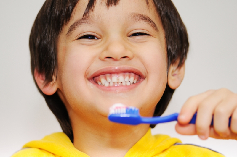 Keep those teeth healthy by maintaining the proper brushing technique.