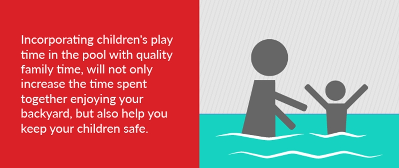 Having fun is as important as being safe in and around the water.