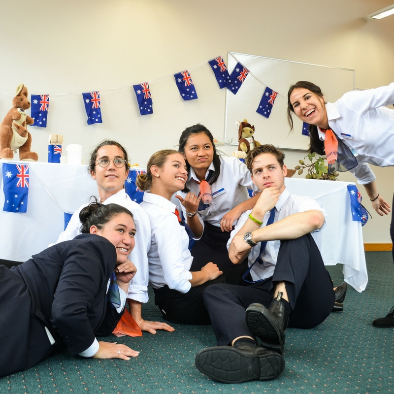 Kenvale equips students with lifelong connections and emotional tools to build a fulfilling hospitality career.