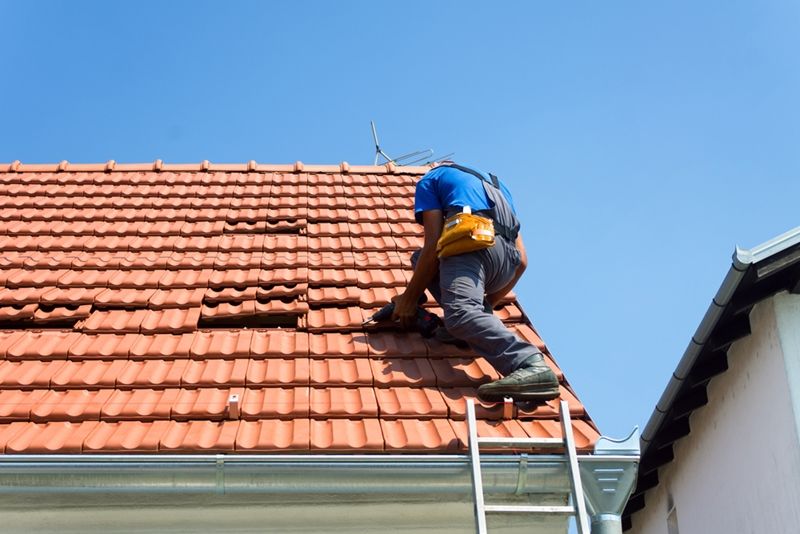 If your property is damaged by weather, an accident or your tenants landlord insurance will usually cover the cost.