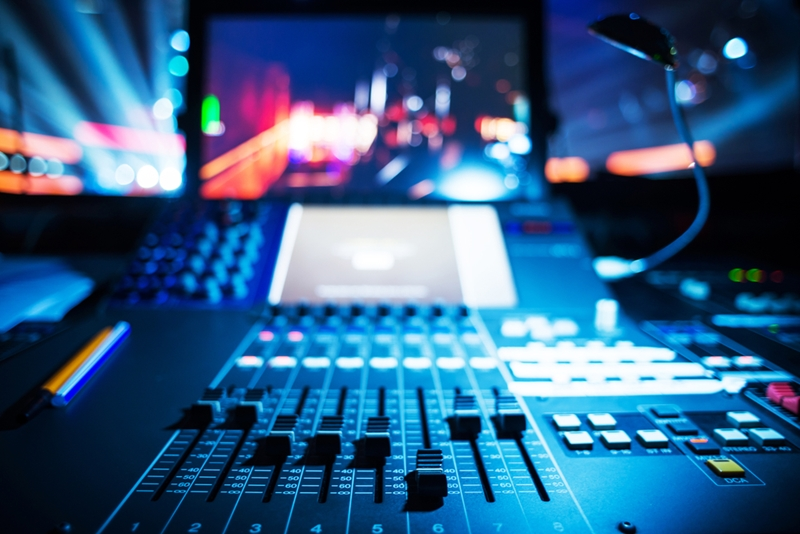 There is massive potential for delivering a truly unique audio visual display with modern AV equipment.
