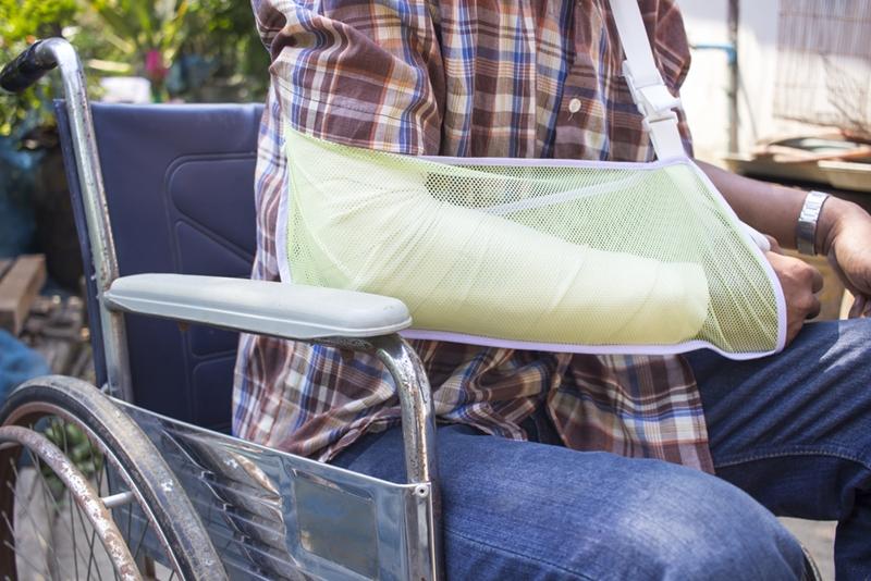 Home health care treats illness or injury.