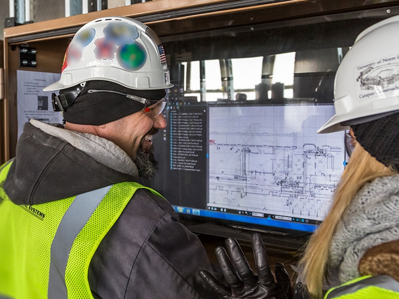 Real-time PDF collaboration allows anytime access to reviewing drawings.