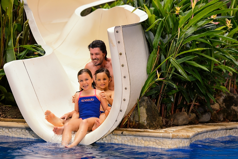 Your kids will have so much fun at the Jean-Michel Cousteau Resort.