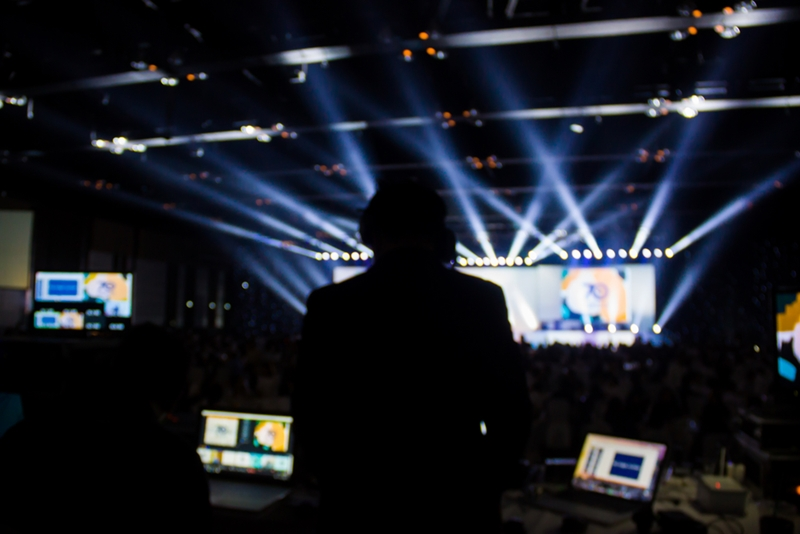 Talk to us about the kind of professional lighting and sound you want.