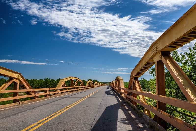 The best time to tour Route 66
