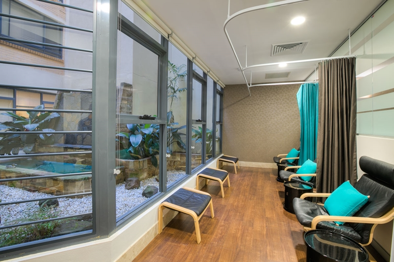 Key concepts in healthcare clinic interior design