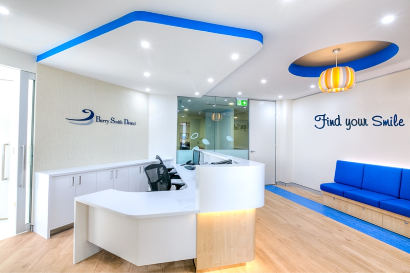 Patient focused dental clinic design