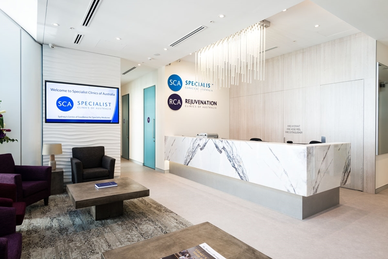 The Barangaroo facility now offers top-quality dental care.