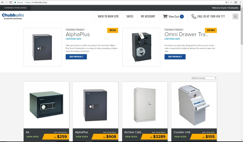 Online portals mean 24/7 access for our dealers.