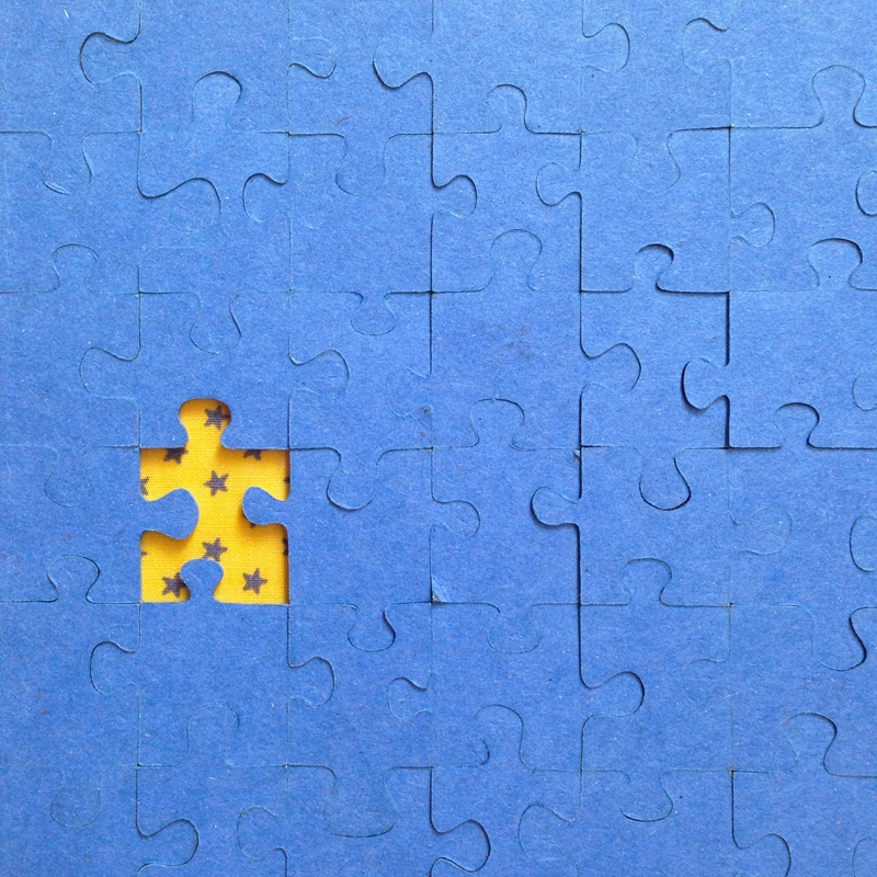 As with knowing what kind of employee will fit in your organisation, the only way to know which puzzle piece will fit is to know the shape of the hole.