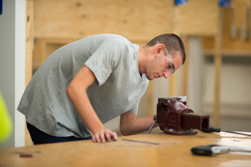 Doing an electrical pre-apprenticeship is a great way to prepare for a career as a sparky.