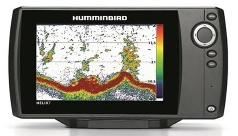 How to understand your fish finder's display – Hunts Marine