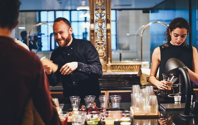 Want to get in to hospitality? Working at one of Sydney's top bars while you study is a great way to break into the industry.
