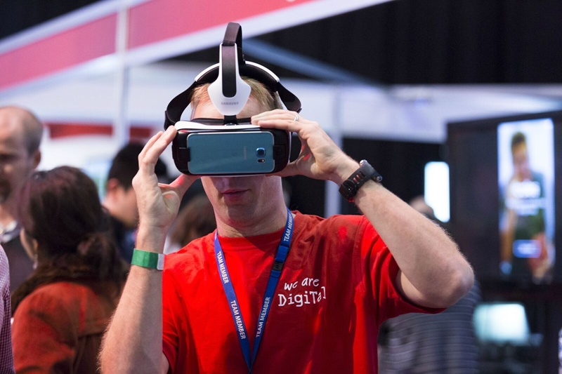 VR will become more ubiquitous in the events industry in 2018.