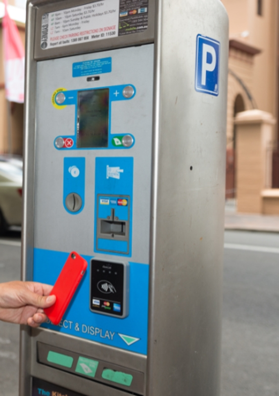 Will your civic infrastructure benefit through improvements to payment terminals?