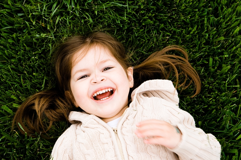 Caring for baby teeth helps to keep your child smiling.
